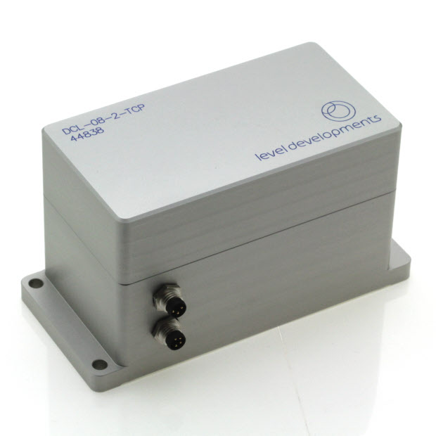 DCL-08-2-TCP - Inclinometer Sensor & Tilt Sensor